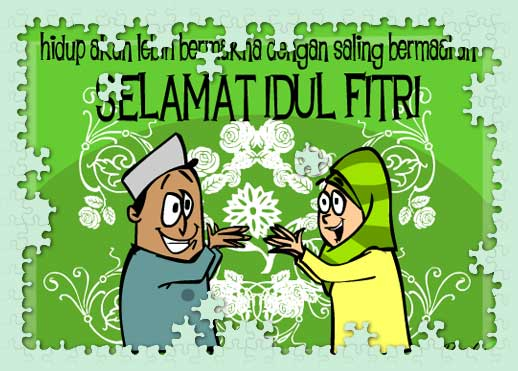 Sms Lebaran Lucu Life With The Information